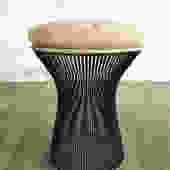 Authentic Mid Century Warren Platner stool