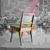 Early Webbed Jens Risom Chair
