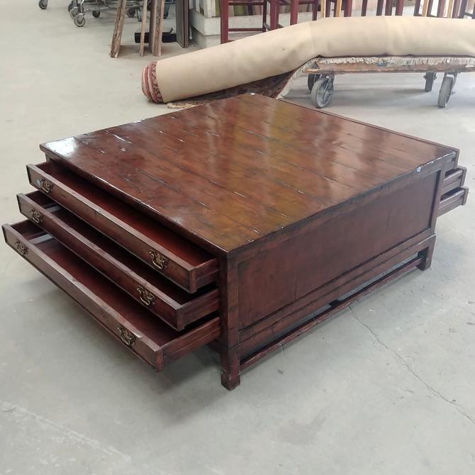 Vintage Coffee Table by Guy Chaddock