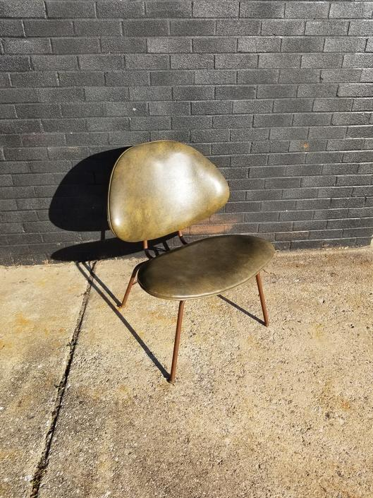 Early Mid Century, Atomic Statement Chair