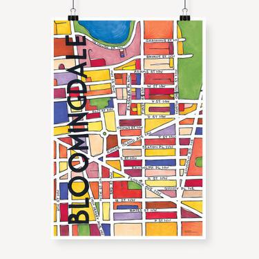 Bloomingdale Print