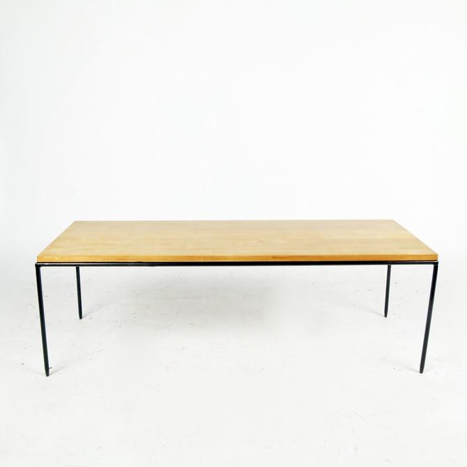 Paul McCobb Bench Table