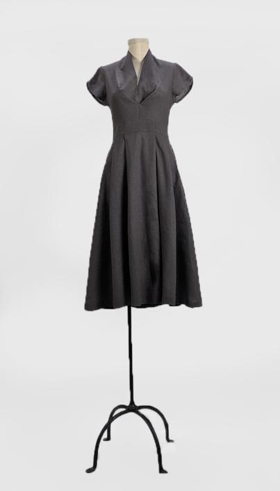 Mona Van Seuss Dress - Gray