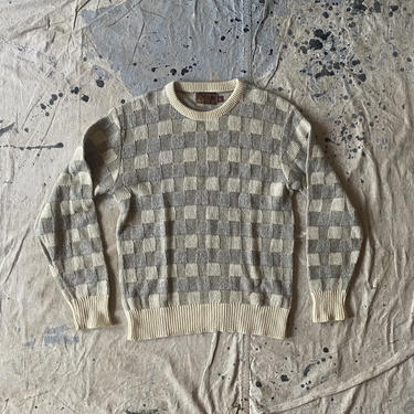 Vintage Penobscot Bay Traders Crewneck Sweater USA by NorthGroveAntiques