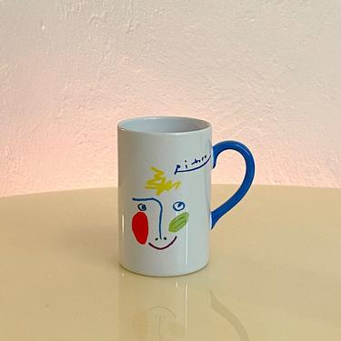The Washerwoman Mug by Picasso Living