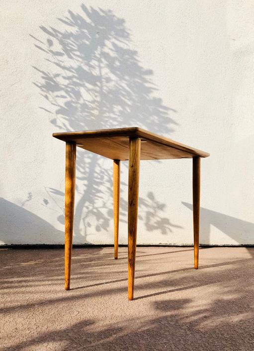 Vintage Danish Teak End Table by BentwoodVintage