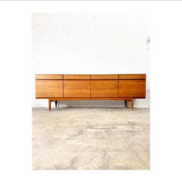 Danish Modern Credenza or Console Sideboard by Kofod Larsen foe Faarup by FlipAtik