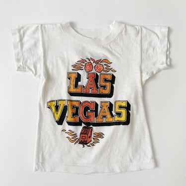 70's Thin & Soft Las Vegas Kiddo Tee