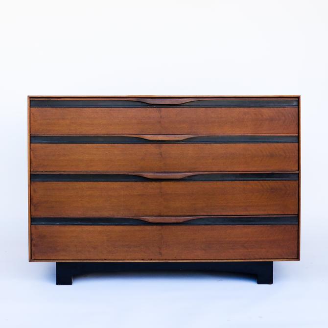 John Kapel 4 Drawer Dresser by Glenn of California