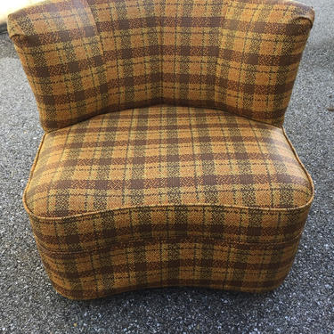 Rare Mid Century swivel chair by AgentUpcycle