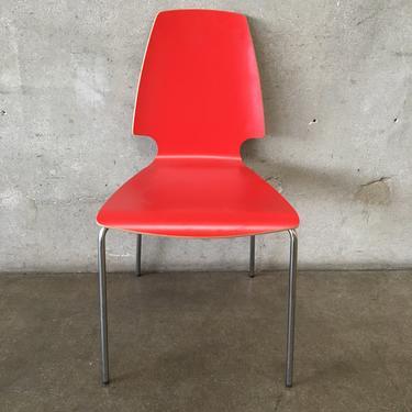 Red Lounge Ikea Chair