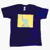 sPACYcLOUd Berdie for Bernie T-Shirt