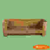 Split Bamboo Sofa