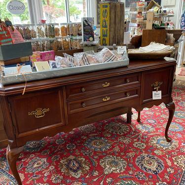Vintage Queen Anne Buffet by StylishPatina