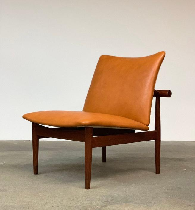 Finn Juhl Fd-137 Japan Chair by France and Son by midcenTree