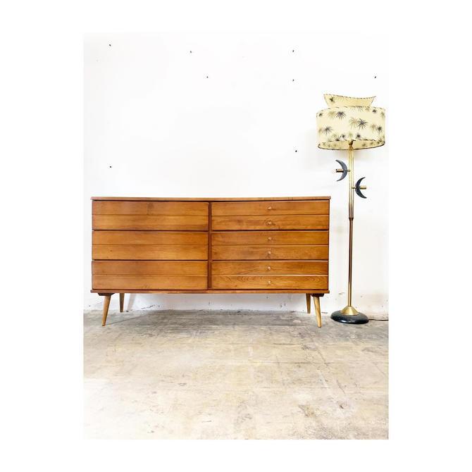 Mid Century Modern Dresser or Chest by FlipAtik