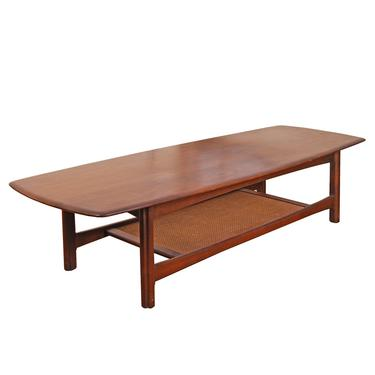 Two Tier Mid Century Coffee Table