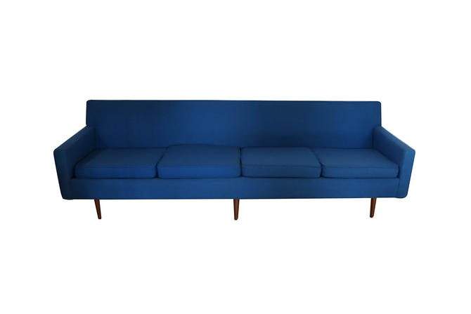 Milo Baughman for Thayer Coggin Mid Century Modern Sofa by Marykaysfurniture