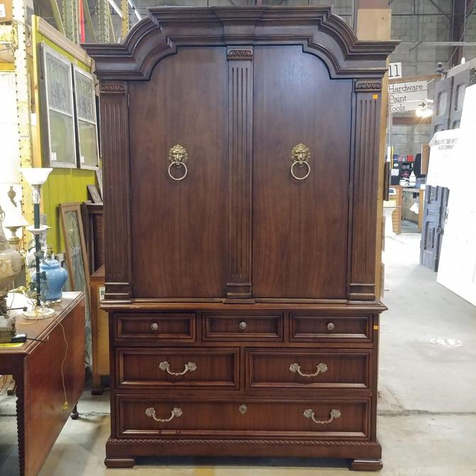 Majeste Armoire by Century Furniture