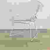 Mid Century Knoll Bertoia Dimanond Lounge Chair