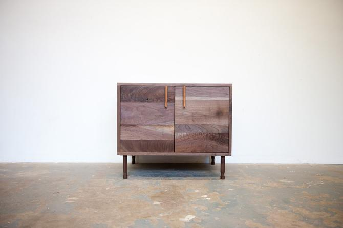 Ellie- Solid Walnut Sideboard / Buffet by dylangrey
