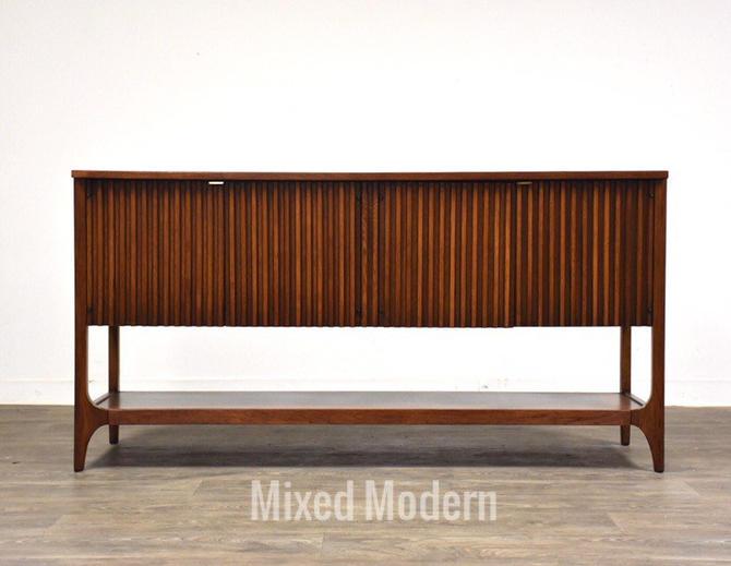 Broyhill Brasilia Credenza Cabinet by mixedmodern1