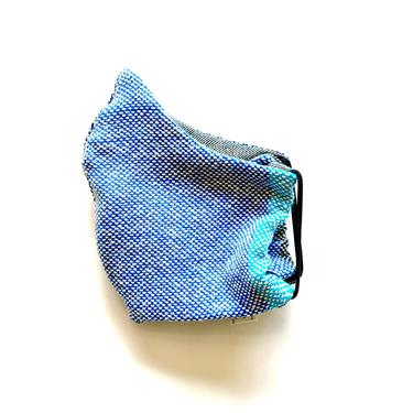 Artisan Woven Face Mask | Multi Color