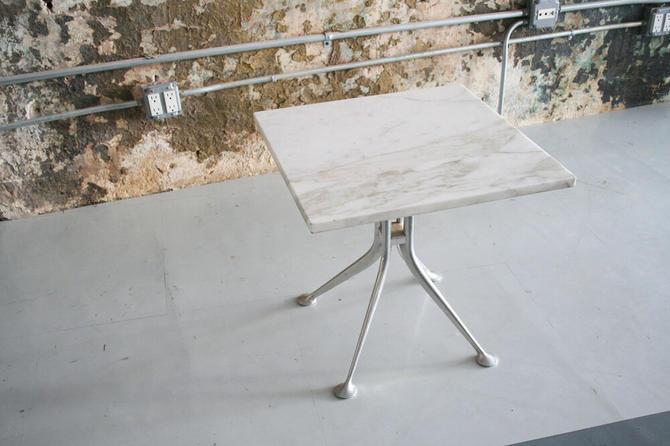 Rare Marble top Alexander Girard Table
