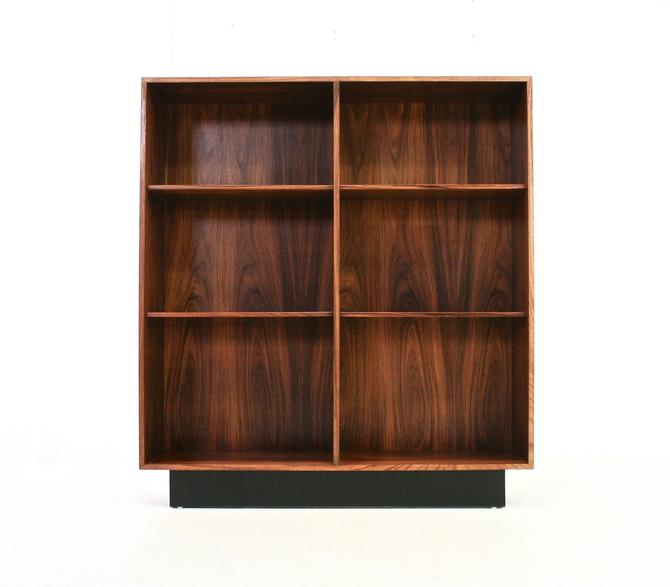 Mid Century Bookcase by I.B.Kofod Larsen for Farrup Mobelfabrik by SputnikFurnitureLLC