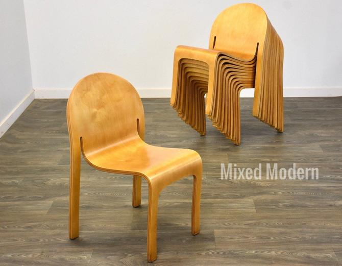 Peter Danko Free Form Dining Chair by mixedmodern1
