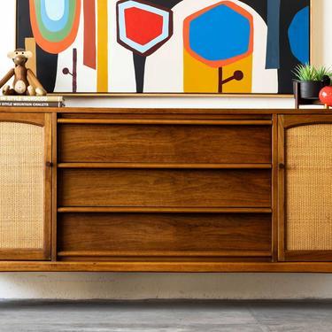 Lane Rhythm Mid-Century Modern Buffet by formermodern