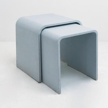 Nesting Side Tables by BetsuStudio