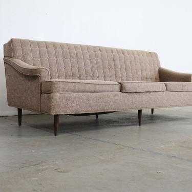 Mid-Century Danish Modern Dunbar Style 3 Seat  Sofa by AnnexMarketplace