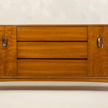 Merino Finished Triple Dresser by York County Chair Company, Circa 1950s - *Please see notes on shipping before you purchase. by CoolCatVintagePA
