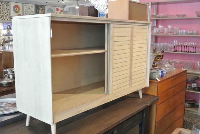 Shutter Cabinet. $225