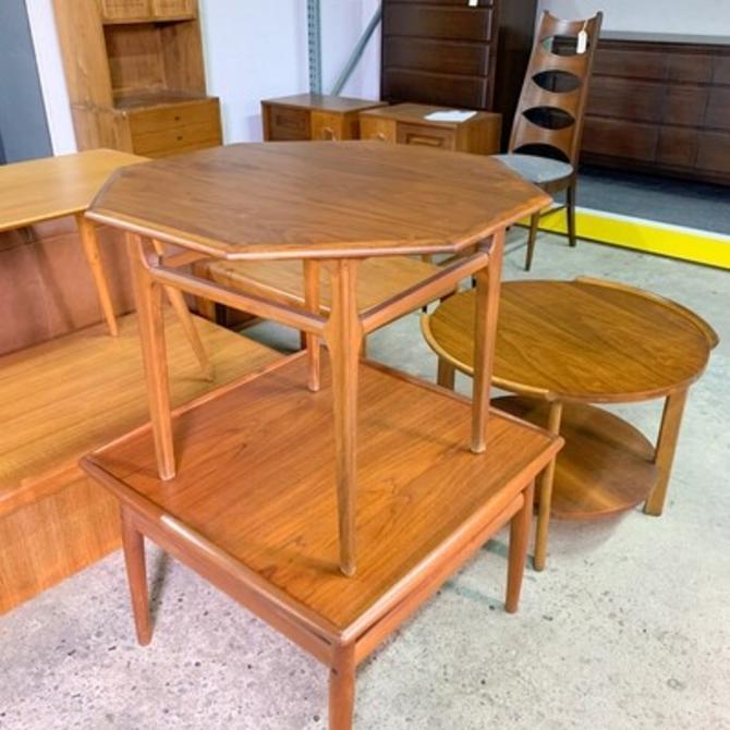 Mersman Octagonal Side Table