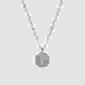 North Star Diamond Necklace