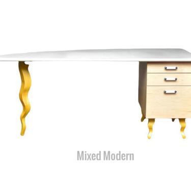 Hawley Company Modern Desk by mixedmodern1