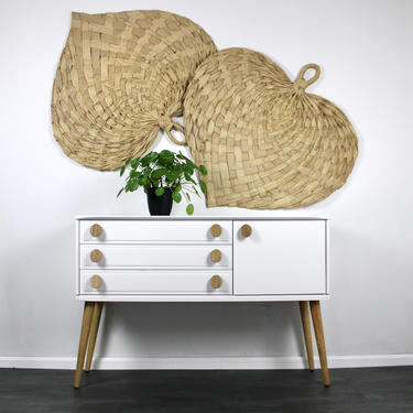 Mid Century Modern Small Cabinet Credenza by ReNuvoDesign