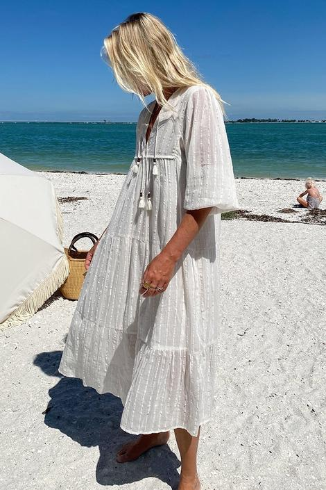 Heirloom Dress - White