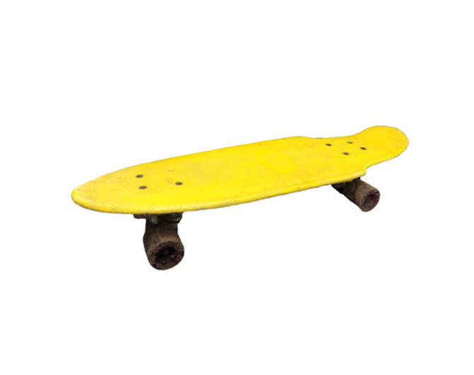 SALE Vintage Skateboard