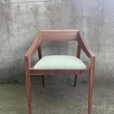 Mid-Century Modern Dining Armchair by MarcoBogazziStore