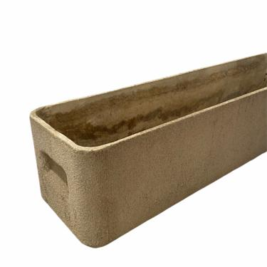 French Concrete Jardiniere (6 available)