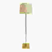 Elegant Hansen Glass Rod Floor Lamp 1970s