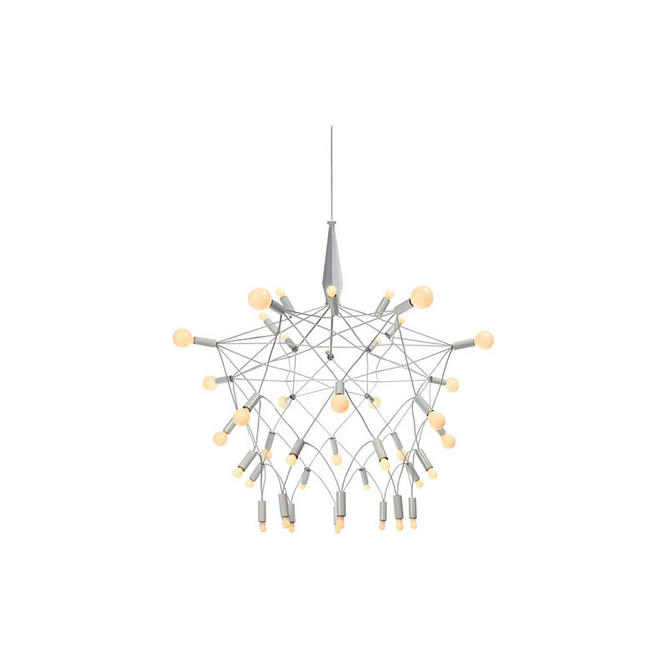 Patrick Townsend Orbit Chandelier for Areaware by MetronomeVintage