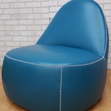 Modern Bernhardt Design Mitt Lounge Chair in