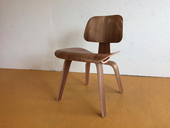 Eames DCW Chair Herman Miller