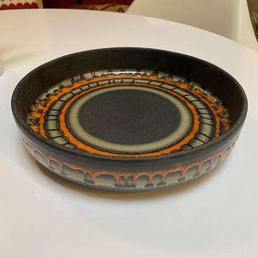 Vintage Royal Haeger Pottery Dish