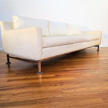 Mid Century Selig Sofa by ProRefineFurnishings