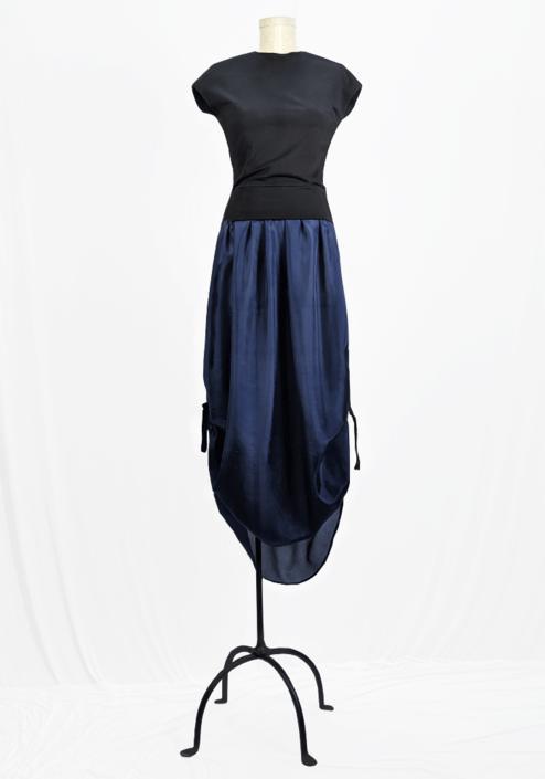 Poseidon Skirt - Midnight